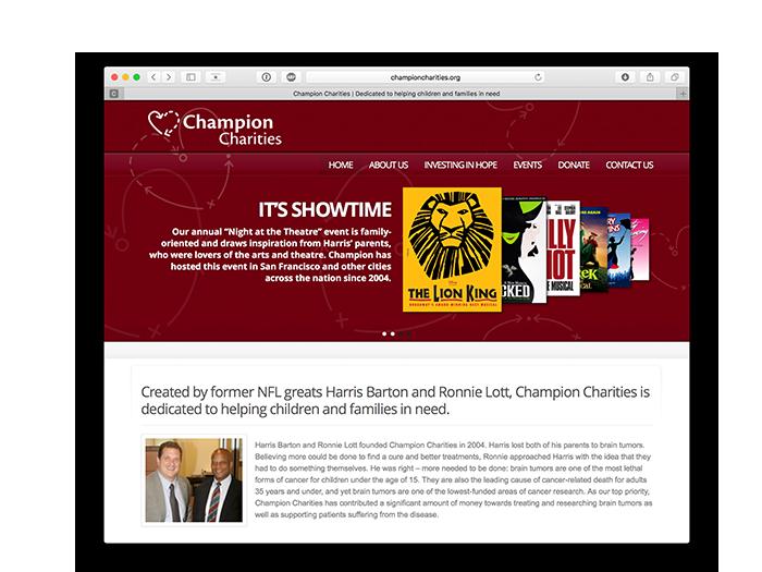 Champion Charities